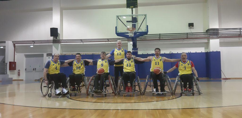 Ομάδα Μπάσκετ με Αμαξίδια IBC