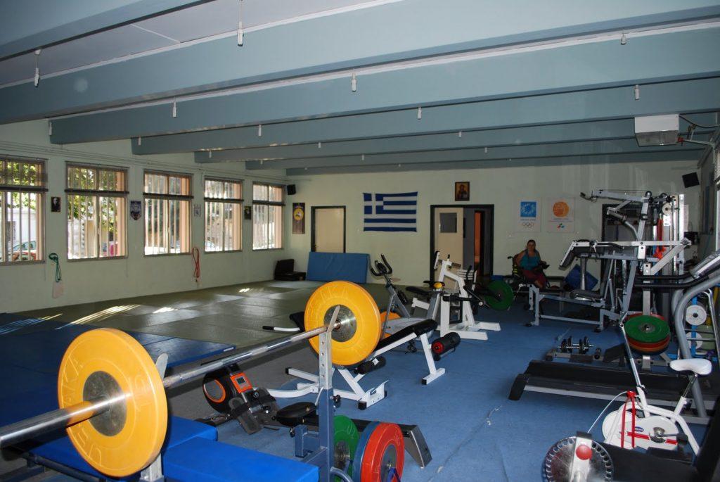 γυμναστήριο Πύρρου